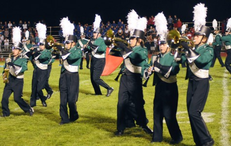 Marching Band hosts Cavalcade