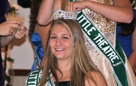 Fanelli wins Miss Little Theatre title