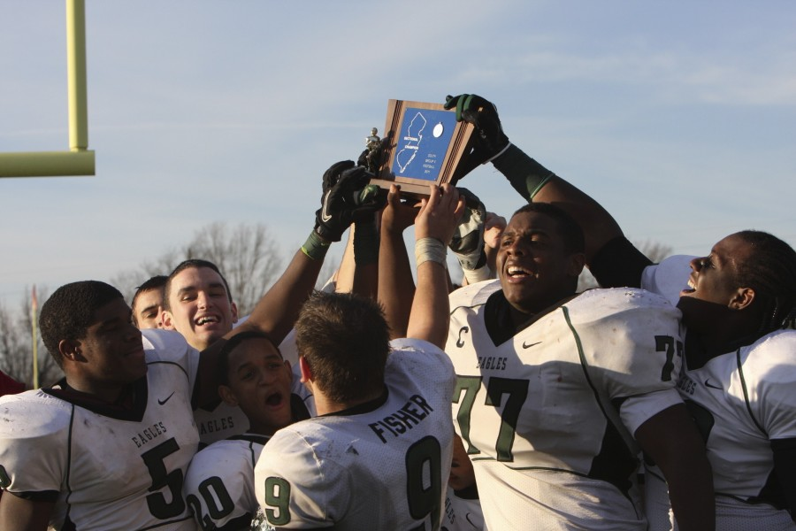 Eagles win Group II State Championship