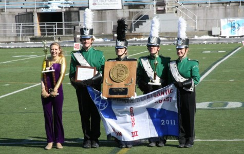 Marching Band wins more trophies