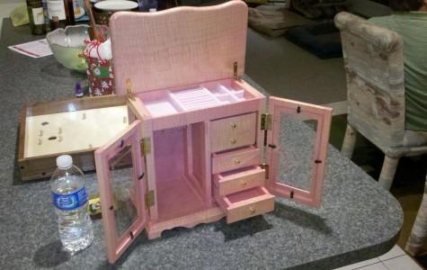 Rumaker takes over Wood Shop classes