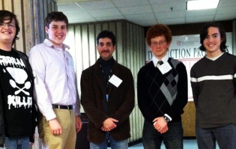 Physics students compete in neuroscience Brain Bee