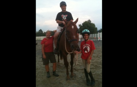 Mansor teaches equine therapy on her Raise Your Dreams Farm